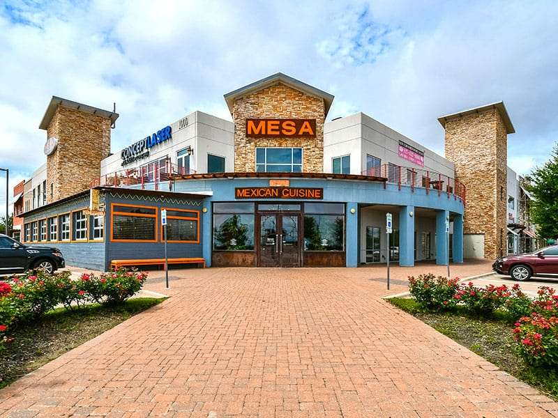 mesa building