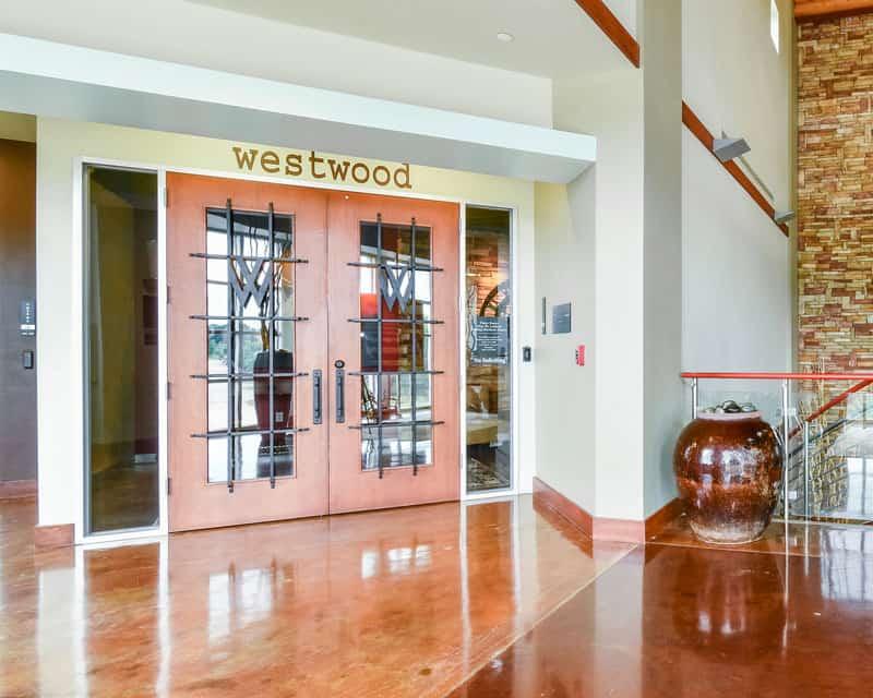 westwood land door